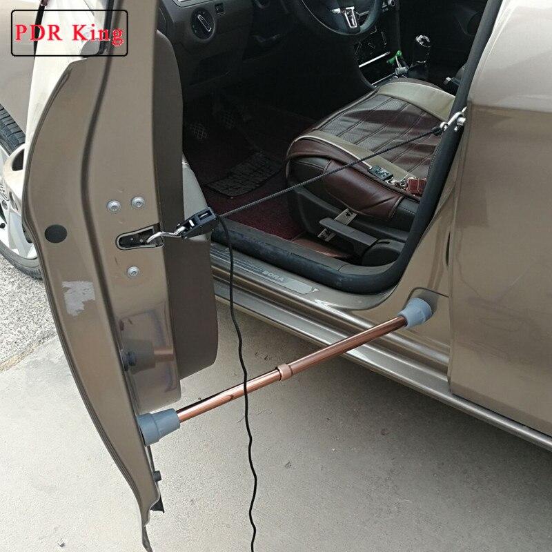 Aluminum alloy Hood Prop tools Nylon rope kit Paintless Dent Repair Tools car body repair tools engine cover repair kit