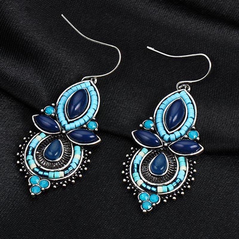 Bohemia Σκουλαρίκια Γυναικών Brincos 2018 - Κοσμήματα μόδας - Φωτογραφία 5