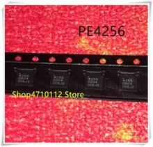 NEW 10PCS/LOT  PE4256MLIAA-Z  PE4256 MARKING 4256 QFN-20 IC
