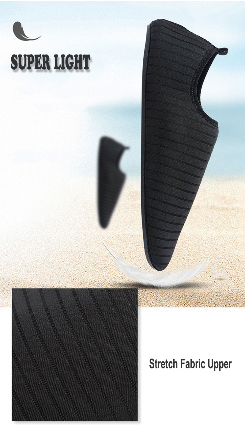 Summer Shoes Men Breathable Aqua Shoes Beach Sandals Adult Slippers Sport Upstream Shoes Women Diving Socks Tenis Masculino (2)