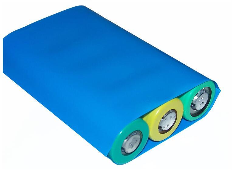 W:66MM Dia:42mm PVC Heat Shrink <font><b>Tube</b></font> Pipe skin for <font><b>AA</b></font> 14500 or 18650 <font><b>battery</b></font> packaging 10M/1LOT