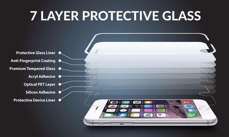 HTB1NL8GKXXXXXbkXpXXq6xXFXXX1 - 9H tempered glass For iphone XR XS X 8 4s 5s 5c SE 6 6s plus 7 plus screen protector protective guard film case cover+clean kits