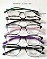 2016 Nova chegando 300 PÇS/LOTE Moda Grife Óculos de Armação de Metal Mulheres Óculos De Luxo Quadros de Óculos de Prescrição Rx