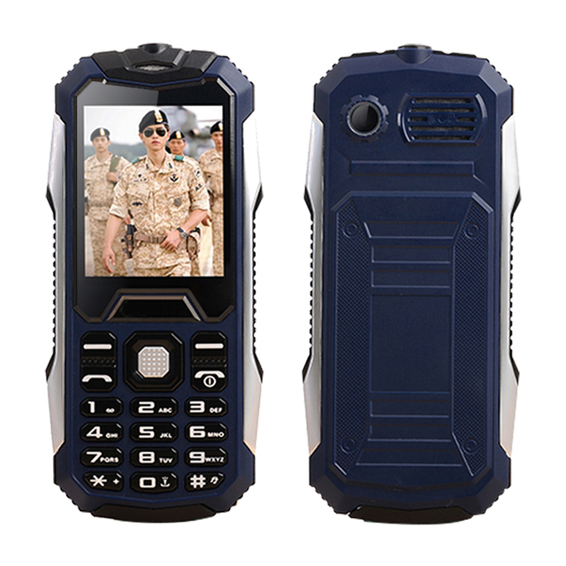 MAFAM D9800 dual SIM card MP3 MP4 ebook flashlight photograph recorder radio loud speaker long standby rugged mobile phone P015