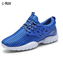 2016 Fashion Size 39-44 Breathable Men's Casual Shoes Anti-slip Shoes Male Flat With Classic Pure Color Shoes chaussures hommes