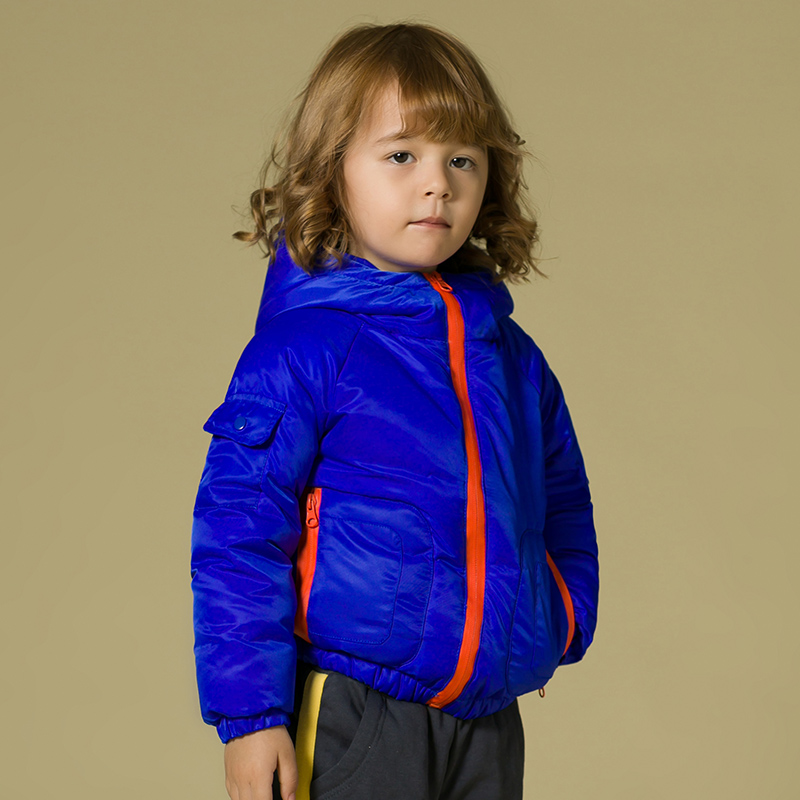 Kids Coats Casual Baby Boy Winter Jackets Zipper Hooded Girls Parka Warm White Duck Children Down Toddler Snowsuit Outwear стоимость