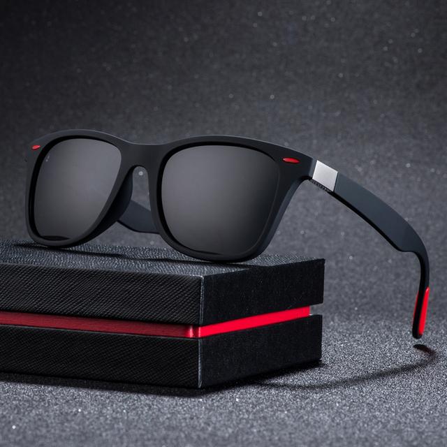 6eb1fb9bf9cb3 New Sunglasses Men Polarized Sun glasses Women Driving Mirrors ...