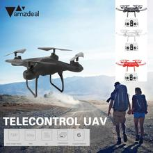 Professional Quadcopter Drone Helicopter Aircraft 18min Flight Time 4CH 6 Axis Gyro LED Lighting 3D Flips Headless Mode