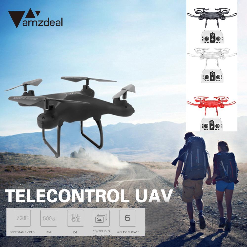 Professionnel Quadcopter Drone Hélicoptère Avions 18 min Vol Temps 4CH 6 Axe Gyro LED Éclairage 3D Flips Mode Sans Tête
