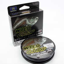 Balsax Wild Carp branded fishing line/braid, 10lb-48lb super power sinking line for Freshwater & Saltwater; Free Shipping