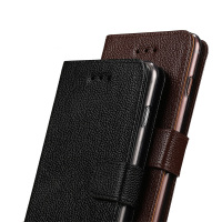 Brand fashion mobile phone case for huawei p9 lite 2017 case phone handmade custom leather phone for huawei p10 lite case