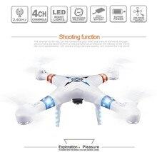 Wifi fpv RC drone 396 W quadcopter 2.4G 4CH 6 axis remote control quadcopter dengan kamera rc helikopter model rc mainan untuk hadiah terbaik