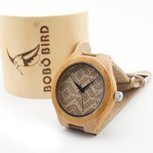 Nueva Llegada 2015 Madera Bastante Majoy de Pulsera Japón Movimiento Reloj de Los Hombres de Moda Diseñador de la Marca de Relojes De Madera De Bambú