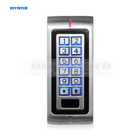 DIYSECUR New 125KHz ID Card RFID Reader Keypad Door Lock Access Controller For Home/ Office Safety Use Brand NEW