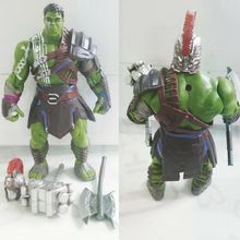 Thor 3 Ragnarok Gladiator Hulk Bruce Banner Action Figure Collectible High Quality PVC Model Toy Gifts цены