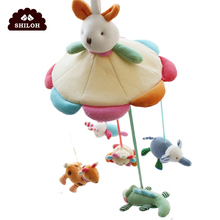 Stroller toy-Baby Plush Doll 60 songs Musical Box