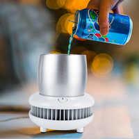 Quick Koeling Cup Koeling Cooler voor Auto Kantoor Koude Drank Bier Drank Zomer Auto Styling