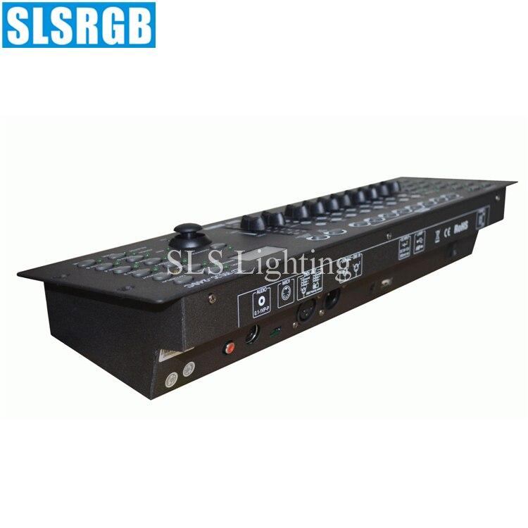 SLS-1329 DMX-240C console DMX lighting console/240 console/led dmx controller 240C rgbw dmx controller led stage light console