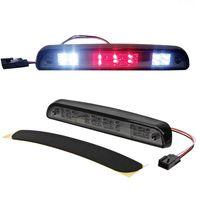 Rear 3rd LED Brake Light Chrome Clear Vehicle Car Light Bulb Lamp For Ford F150 F250 F350 Bronco 92 96 Car Styling