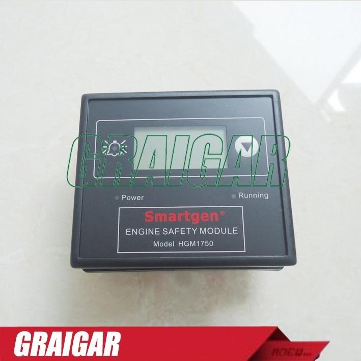 Smartgen Genset controller HGM1750 Generator controller smartgen genset generator controller hgm1780 auto start moudle