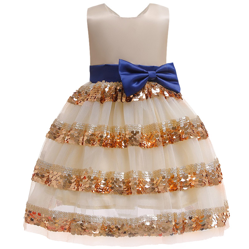 Girls'Campus Graduation Ceremony Dance Performance Party Dresses Girls' Eucharist Dresses Birthday Party Dance Party Garment