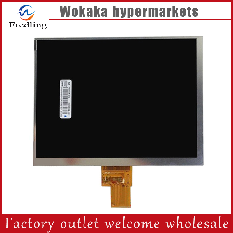 New LCD Display Matrix For 8 Ritmix RMD-855 TABLET inner TFT LCD Screen Panel Lens Frame replacement Free Shipping new lcd display matrix for 7 archos 70b copper tablet inner lcd display 1024x600 screen panel frame free shipping