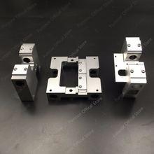 Металлическая каретка экструдера funssor с алюминиевой осью