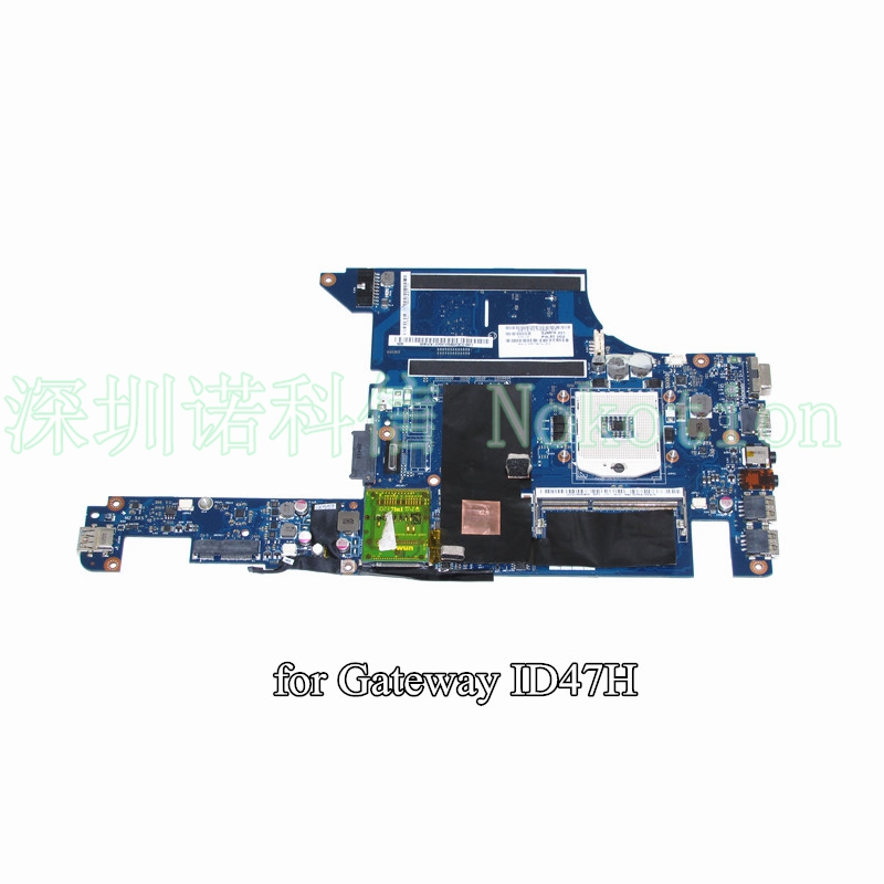 MBWXL02001 MB.WXL02.001 P4LS0 LA-7241P For Gateway ID47 ID47H laptop motherboard
