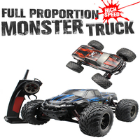 RC Cars Full Proportion Monster Truck 9115 Off Road 40km/h 2.4G 1:12 High Speed Racing Car Big Foot Buggy Model Vehicle Toys