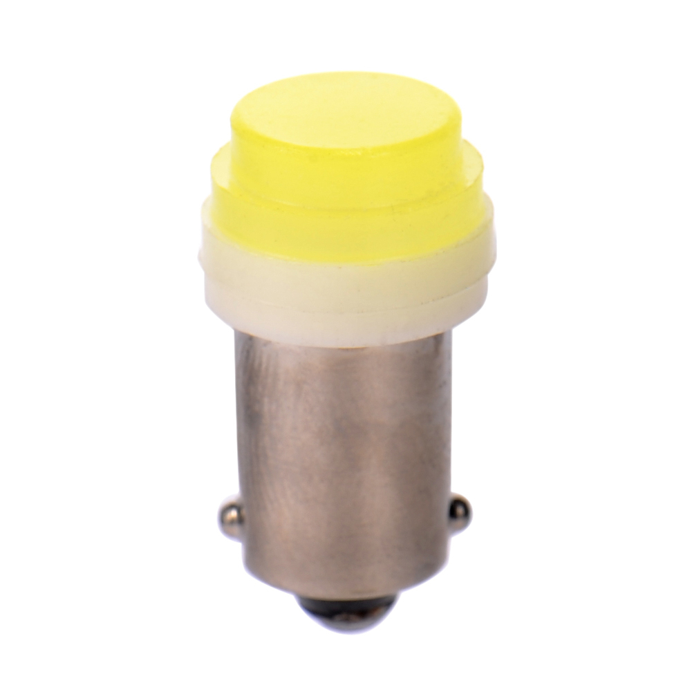 1pcs Car Interior 12V auto LED BA9S 1W White Ceramic Bulb Reading Light Lamp Bulb t4w Styling Lamp Bulb Signal(China (Mainland))