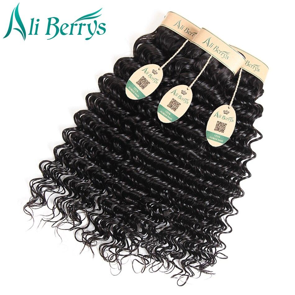 Ali Berrys Hair Peruvian Deep Wave Remy Hair Bundles 8 28 Inches Deep Wave Peruvian Human
