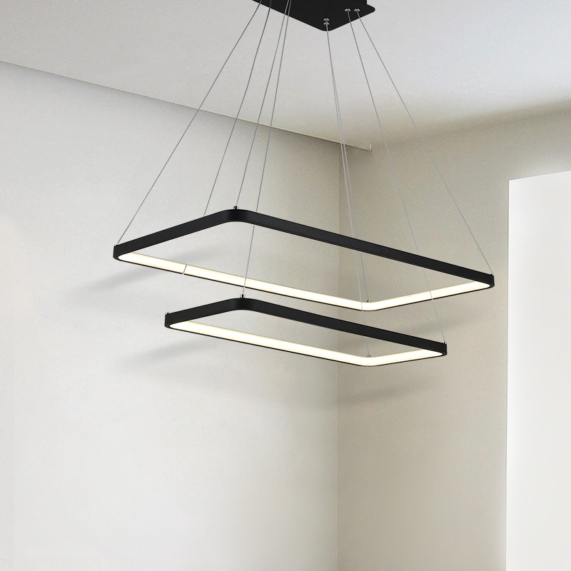 Modern Pendant Lights Kitchen Living Dinging Room Light Fixtures LED Hanging Lamp Luminaires Dimmable lluminaria lampe AC90-260V