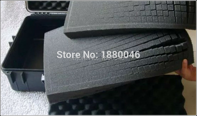 8pcs 35x28x5cm pick and pluck foam inside grid foam 1.5x1.5cm China factory custom made pick and pluck foam for box