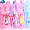 Disney Princess Baby Bibs Waterproof Newborn Burp Cloths Baby Painting Eating Feeding Fashion Baby Bib Overclothes