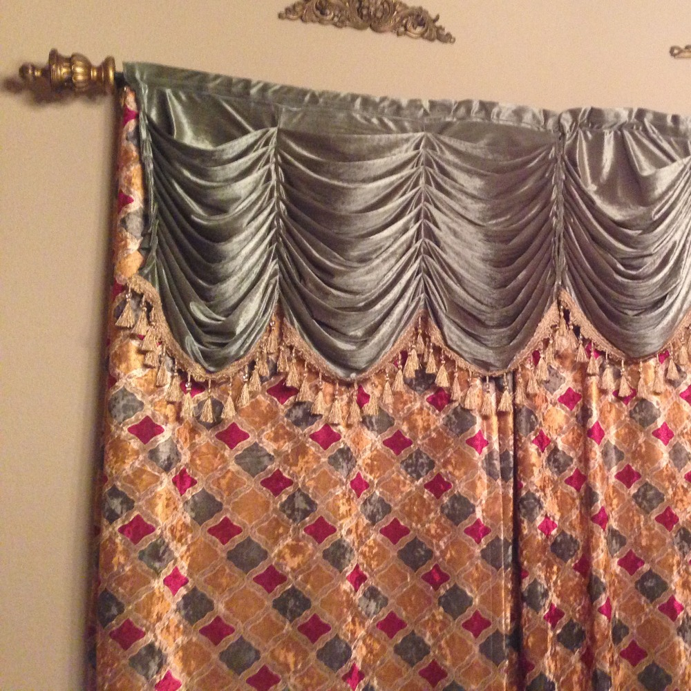 Compare prices on classic curtain design  online shopping/buy low ...