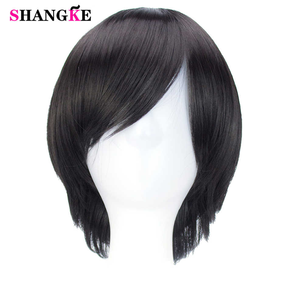 Detail Feedback Questions About Halloween Hair Synthetic Wigs Short