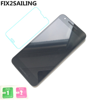 FIX2SAILING 100 Tested Working LCD Display Touch Screen Digitizer Frame Replacement Panel Full For LG Nexus