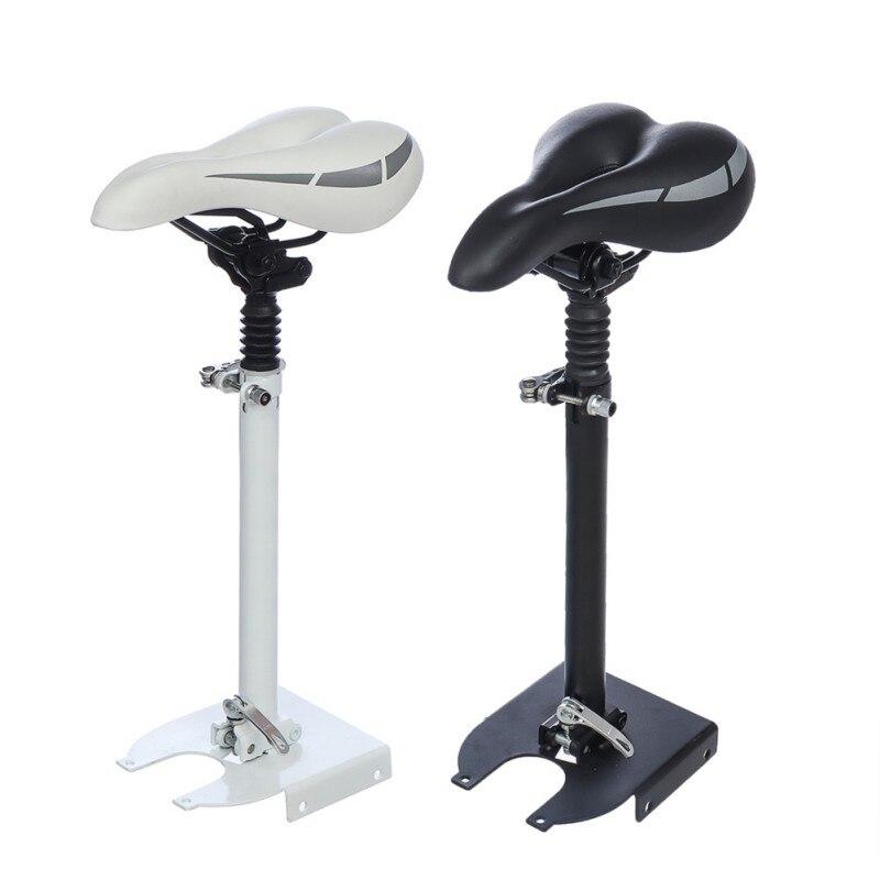 Chaise de siège pliante de coussin réglable de taille de planche à roulettes pour le Scooter électrique de Xiaomi M365