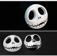 car sticker Halloween Gift 3D Skull Car Sticker Metal Ghost for Harley Davidson motorcycle Auto Moto Sticker Car-Styling for KIA Chevrolet (5)