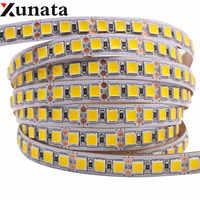 Nouvelle bande de LED Ultra luminosité 5M 4040 5054 5050 5630 12V ruban de lumière LED Flexible 120 LED s/m plus lumineux que 2835