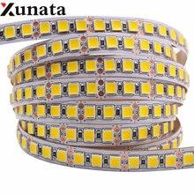 חדש Ultra בהירות 5M LED רצועת 4040 5054 5050 5630 12V גמיש להדגיש LED אור קלטת סרט 120 נוריות/m בהיר יותר 2835