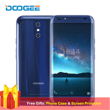 Doogee BL5000 4G Smartphone Fingerprint Dual 13.0MP Camera 4G 64G Octa Core Android 7.0 5050mAh Quick Charge 5.5″ FHD Cell Phone
