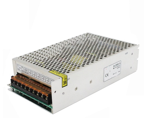 Universal AC 110V-220V To DC5V/12V/24V 200W Switching Power Supply Regulated meanwell 12v 350w ul certificated nes series switching power supply 85 264v ac to 12v dc