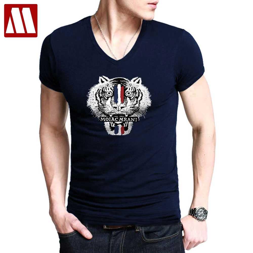 New Original Design Tiger Printed T-shirts Fashion Plisetsky Tiger Cotton  Men s King size Tshirt da527d8caa40