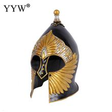 Party Supplies New Adult Cap Roman Soldier Warrior Gladiator Fancy Dress Costume Helmet Hat Party Carnival Hats Halloween Props цена в Москве и Питере