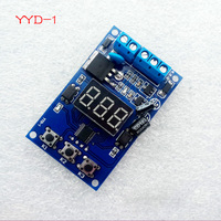 Trigger Cycle Timer Delay Switch Circuit MOS Control Board Instead Of The Relay Module 12 24V