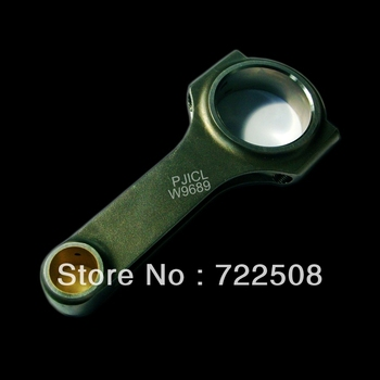 R33 R34 RB25 Connecting Rod H-Beam Forged 4340 free shipping racing performance sports parts