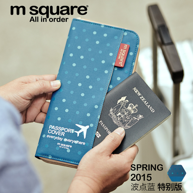 M square travel passport cover womens card holder passport case m square travel passport cover womens card holder passport case business credit card holder the cover reheart Choice Image