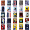 Fashion Europe style 3D passport holder PVC travel Passport cover case,14*9.6cm Card & ID Holders min order 1pcs