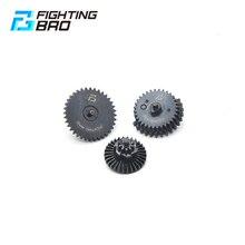 FightingBro engranaje de alto par para modelos Ver.2/3, M4, Airsoft, AEG, accesorios de caza y Paintball, 13:1, 16:1, 18:1, 100:200, 100:300